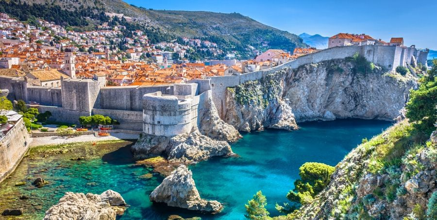Explore Dubrovnik on guided Croatia holiday