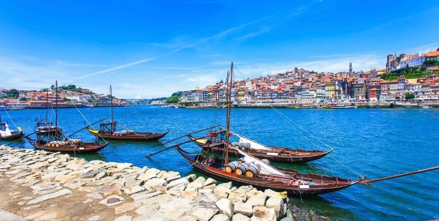 Porto - Best destinations for over 50s