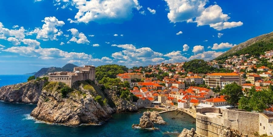 Visit Dubrovnik on guided holiday